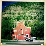 """""""Ouray, Main Street"""" by purblind"""