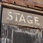 """Stage Sign"" by TheCalhounPictureShow"
