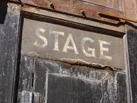 Stage Sign