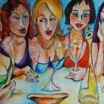 """Gossip"" by CinziaDaguanno"