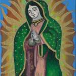 """Virgin of Guadalupe"" by Melblossom"