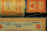 Red Cross Bandage Kit