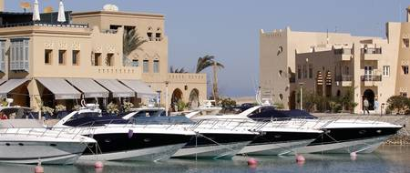 red sea marina