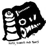 """Nuts & Bolts"" by mdohnalek"