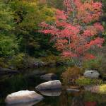 """Fall Scene Antrim New Hampshire"" by bavosiphotoart"