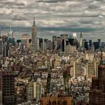 """Manhattan Skyline"" by JamesHowePhotography"