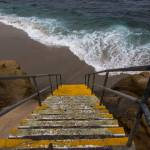 """La Jolla Stairs"" by JohnDaly"
