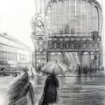 """""""Rain"""" by I_va"""