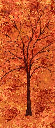 Original Autumn Tree