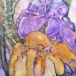 """Wild Irises"" by lynnefrenchdesigns"