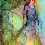 """""""Tranquil Angel"""" by lynnefrenchdesigns"""