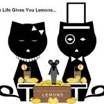 """When Life Gives You Lemons"" by NoodleKittens"