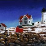 """Nubble Light Winter"" by PaulGardner"