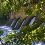 """""""the dam at Burgess Falls"""" by rderder"""