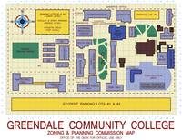 Greendale Community College Map