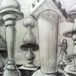 """""""Chess Game"""" by ARTistic_Anne"""