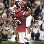"""Marcus Lattimore becomes leading rusher in the cou"" by TheGarnetLight"