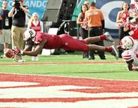 Alshon Jeffery Hail Mary Dive
