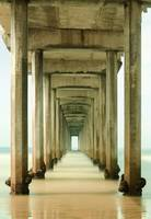 Scripps Pier Long Exposure