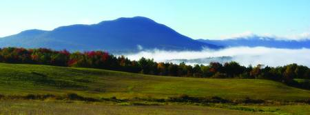 Emore Mountain Above the Fog
