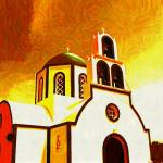 """Greek Church"" by DennyPhil"