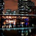 """""""Lake Street El over the Chicago River"""" by fjsjr"""