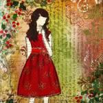 """Christmas Eve Inspirational Art by Janelle Nichol"" by JanelleNichol"