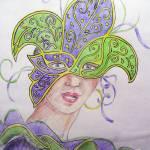 """Masquerade"" by ARTistic_Anne"