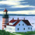 """Quoddy Light"" by PaulGardner"
