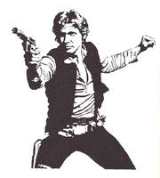 Han Solo - Star Wars Rapscallion