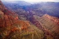 Grand Canyon Morning View