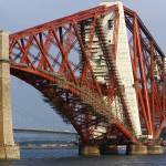 """Forth Railway Bridge"" by Braeside"