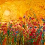 """""""Floral Fiesta"""" by pattyabaker"""