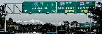 Image ID# Whalen-081228-1317 - Los Angeles Freeway