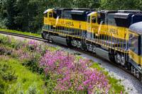 Image ID# Whalen-090725-1767 - Alaska Railroad One
