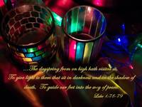 Candles With Luke 1:78-79