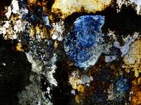 Abstract Peeling Paint, Number-21, Edit D, Abstrac