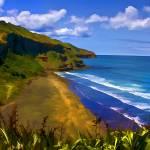 """""""Maori Bay"""" by DougS"""
