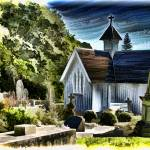 """""""Old Church"""" by DougS"""