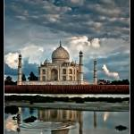 """Taj Mahal"" by carbajo"