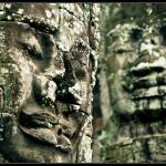 """Bayon Faces"" by carbajo"