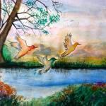 """bye bye birdie"" by AnkurDwivedi"