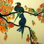 """Birds of Paradise"" by AnkurDwivedi"