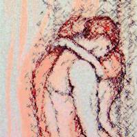 Tenderness Art Prints & Posters by Aarron Laidig