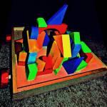 """Autism Creates:  Cubism"" by SVPhotoArt"