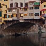 """Ponte Vecchio Over the Arno"" by raetucker"