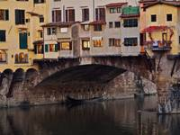 Ponte Vecchio Over the Arno