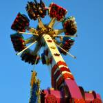"""""""carnival ride, Aachen"""" by phototes"""