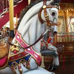 """carousel horse, aachen, germany 2"" by phototes"