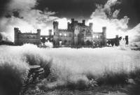 Lowther Castle, Westmoreland (b/w photo)
